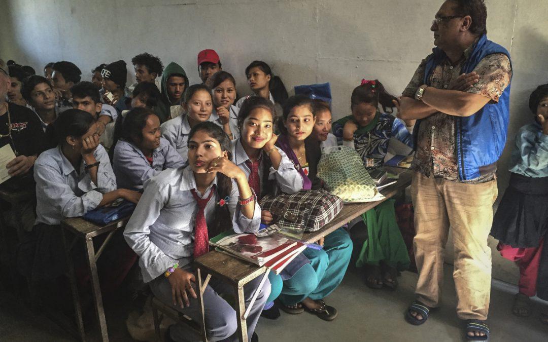Schree Panchakanya Higher Secondary School